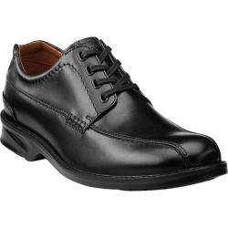 Men's Clarks Colson Over Black Leather