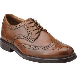 Men's Clarks Gabson Limit Tan Leather