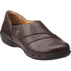 Women's Clarks Un.Hila Dark Brown Leather