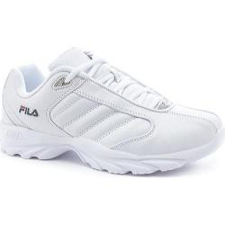 Men's Fila Torino 3 White/Fila Navy/Fila Red