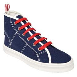 Boys' United Shoes of America Dennis Patriot Navy/Red/Off White