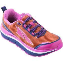 Women's Altra Footwear Olympus Orange Peel/Pink Glo