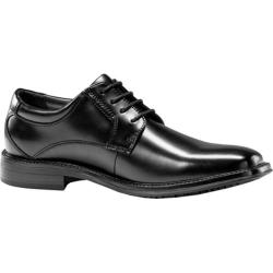 Men's Dockers Sansome Black Polished Leather