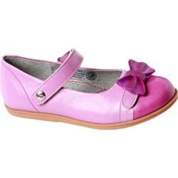 Girls' Bumbums & Baubles Lily Mary Jane Pansy Leather