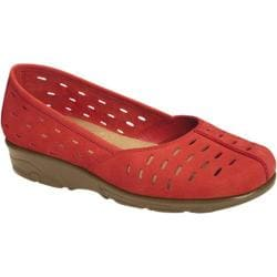 Women's Aerosoles Utmost Red Nubuck