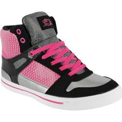 Girls' Gotta Flurt Hip Hop Hi Hot Pink Polyurethane