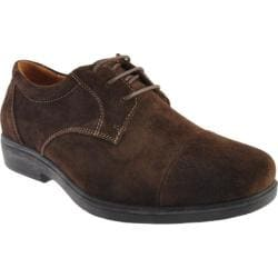 Men's Gravity Defyer Ehud Brown Nubuck Suede