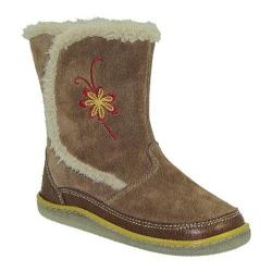 Girls' KidoFit Camile Brown Leather