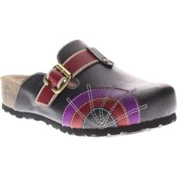 Women's L'Artiste by Spring Step Valeria Black Multi Leather