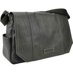 Men's Marc New York by Andrew Marc Lindburgh Messenger Bag Black
