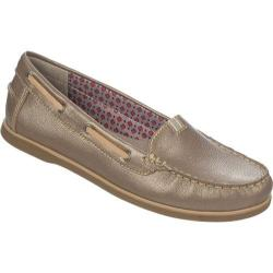 Women's Naturalizer Hanover Nickel Alloy Goat Metallic Milled Leather
