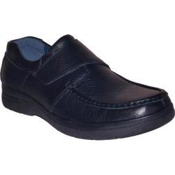 Men's Tansmith Solace 438704 Black Full Grain Tumble