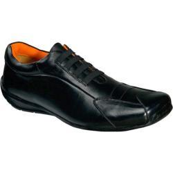 Men's Tansmith Vogue 21685 Black Full Grain Leather