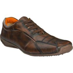 Men's Tansmith Vogue 21685 Brown Full Grain Leather