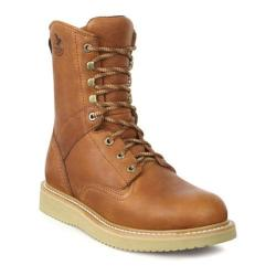 Men's Georgia Boot G83 8in Safety Toe Wedge Gold Coast Barracuda SPR Leather