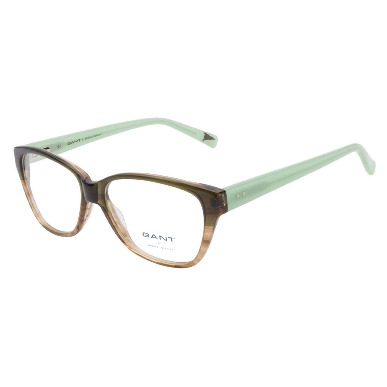 Gant Woman Allie Olive Green Prescription Eyeglasses ...