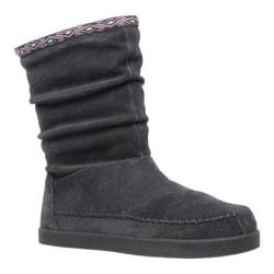 Women's Skechers BOBS Earthwise Look Out Charcoal