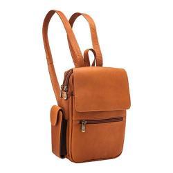 Women's LeDonne Sapelli Backpack LD-7051 Tan