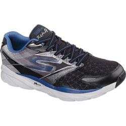 Men's Skechers GOrun Ride 4 Black/Blue