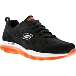Men's Skechers Skech-Air Game Changer Black/Orange
