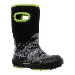 Boys' Skechers Tornado Black/Green