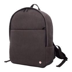 Token University Waxed Backpack Dark Brown