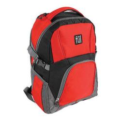 Ful Gattago Backpack Red/Black Titanium