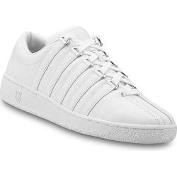 Men's K-Swiss Classic Luxury Edition White
