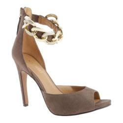 Women's Nine West Mostfab Taupe Milled