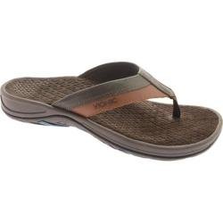 Men's Vionic with Orthaheel Technology Joel Chocolate/Tan