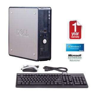 Dell OptiPlex 760 2.66GHz 4GB 160GB Win 7 SFF Computer (Refurbished)
