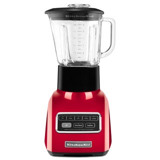 KitchenAid RKSB650CA Candy Apple 5-speed Blender (Refurbished)