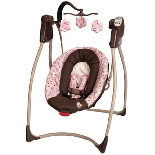 Graco Comfy Cove DLX Swing in Madison