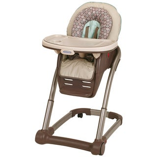 Graco Blossom 4-in-1 Seating System Highchair in Capri