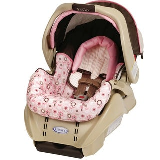 Graco SnugRide 22 Classic Connect Infant Car Seat in Madison
