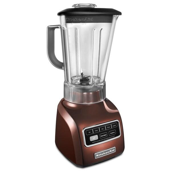 KitchenAid RKSB650ES Espresso 5-speed Blender (Refurbished)