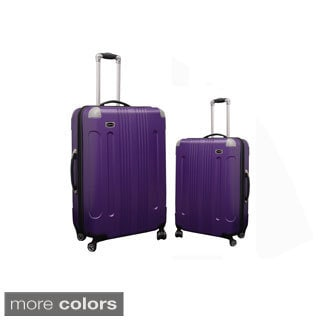 NY Cargo Park Avenue 2-piece Hardside Spinner Luggage Set