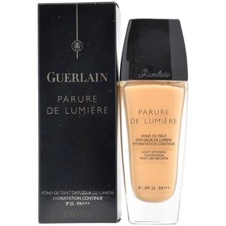 Guerlain Beige Naturel Parure de Lumiere Light Diffusing Foundation SPF 25