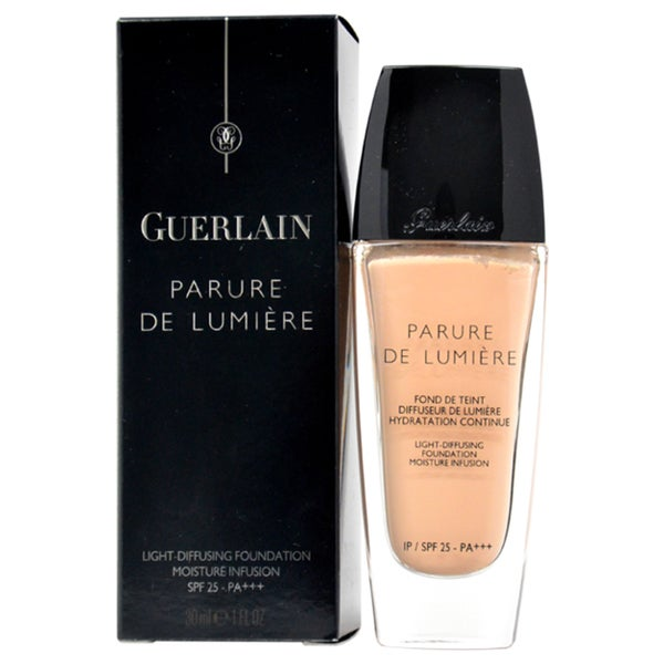 Guerlain Beige Clair Parure de Lumiere Light Diffusing Foundation