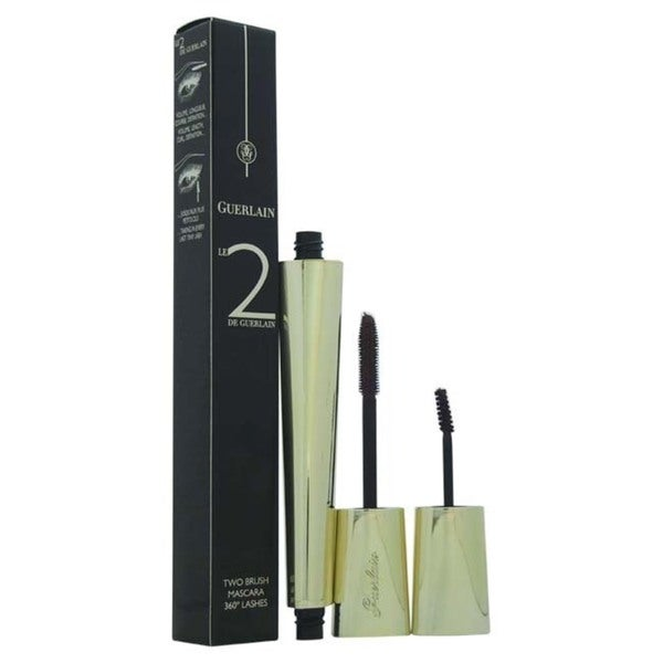 Guerlain Le 2 Brown Two-brush Mascara