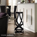 'Ribbon' Aluminum Strips Modern Stool