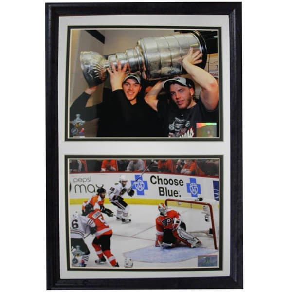 Chicago Blackhawks 2010 Stanley Cup Double Photo Frame 11962624