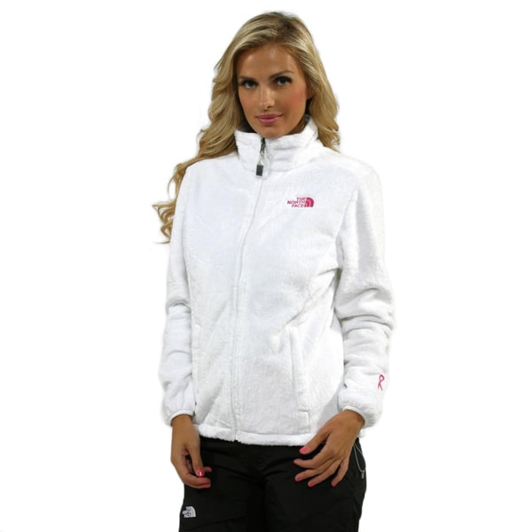 The North Face Women's White PR Osito Jacket