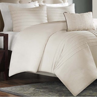 Madison Park Nia 4-piece Duvet Cover Set