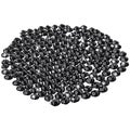 BasAcc 300-piece 5mm Black DIY Cell Phone Bling