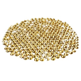INSTEN 400-piece 3mm Yellow DIY Cell Phone Bling for Apple iPhone 4/ 4S/5/ 5S/ 6