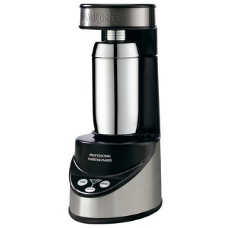 Waring Pro Professional Electric Martini Maker Black/Chrome (Refurbished)