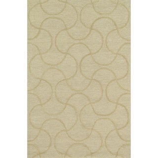 Hand Tufted Benson Cream Rug (9'3 x 13)