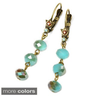 Sweet Romance Teirdrop Dangle Earrings