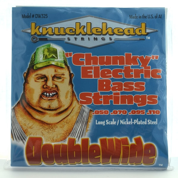 Knucklehead Strings Chunky Electric Bass Strings